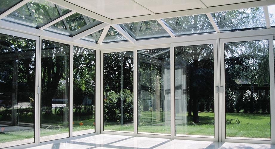 Aluminiowe drzwi, okna, fasady i ogrody zimowe