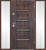 Drzwi zewnętrzne stalowe Delta