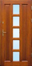 Drzwi zewnętrzne drewniane Doorsy