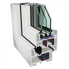 Okna PCV GEALAN S 9000