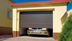 Bramy garażowe roletowe