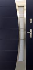 Drzwi zewnętrzne stalowe KMT